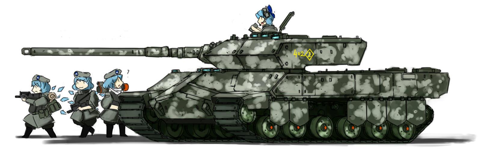 OBT-3 by Panzermeido
