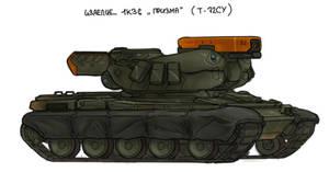 Prizma Laser Tank