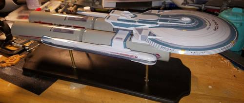 U.S.S. Washburne NCC-2518 by Bmcrae115