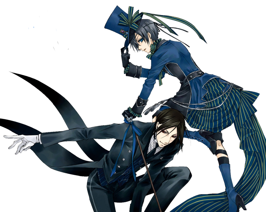 HS - Black Butler Images/AMV's/... Kuroshitsuji_render_by_xyanderegirl-d4si4qg