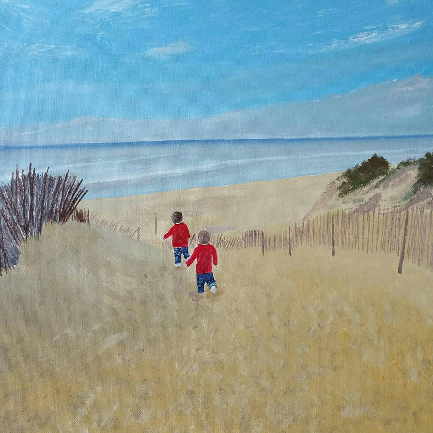 Beach Boys by StrandedAutumn