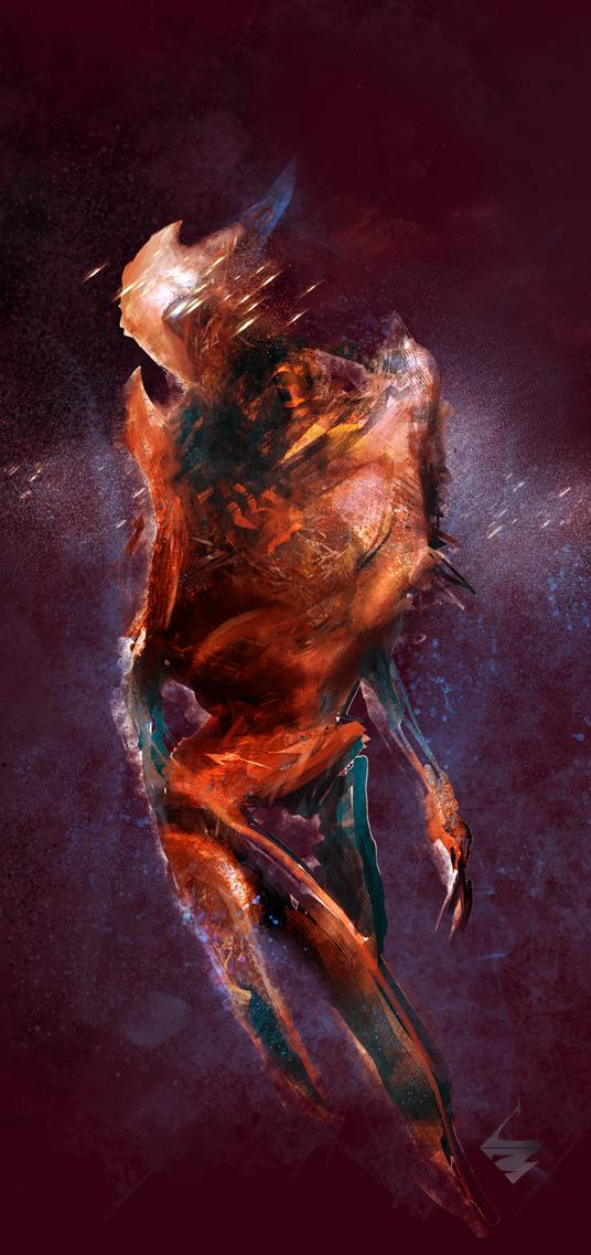 Space Elemental by Lightbehm