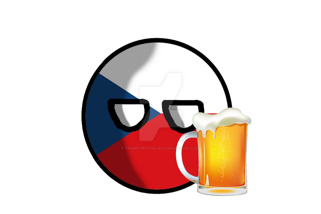 Czechiaball by TruePatriotGalexx