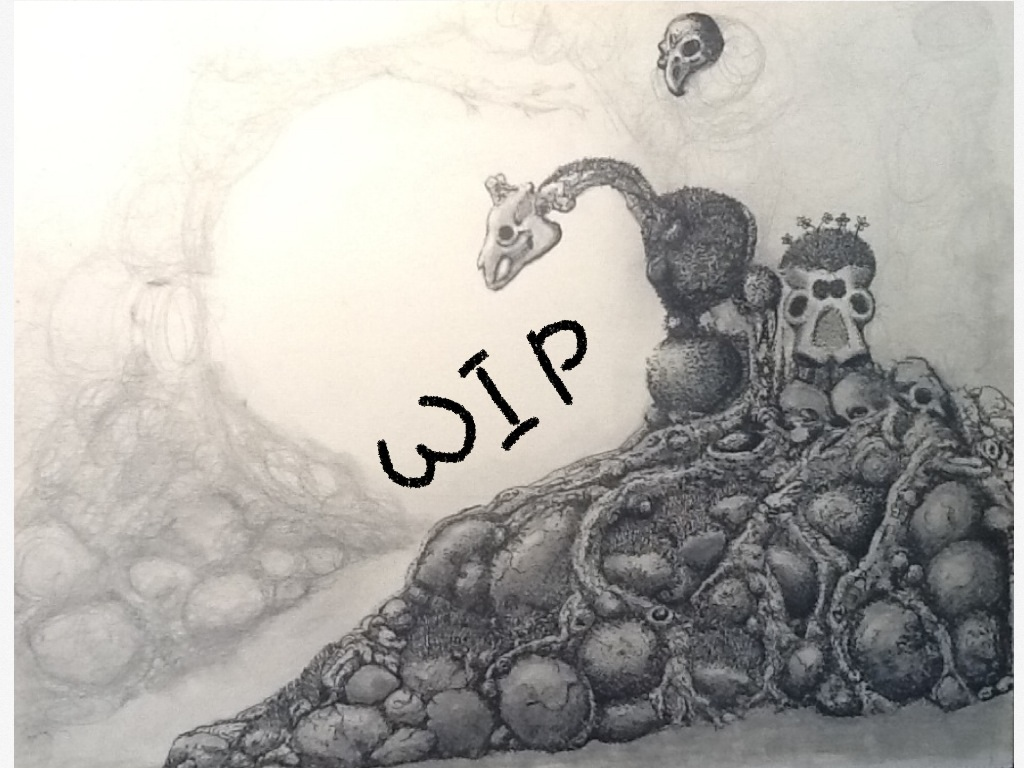 WIP: The Cycle by Zoey04