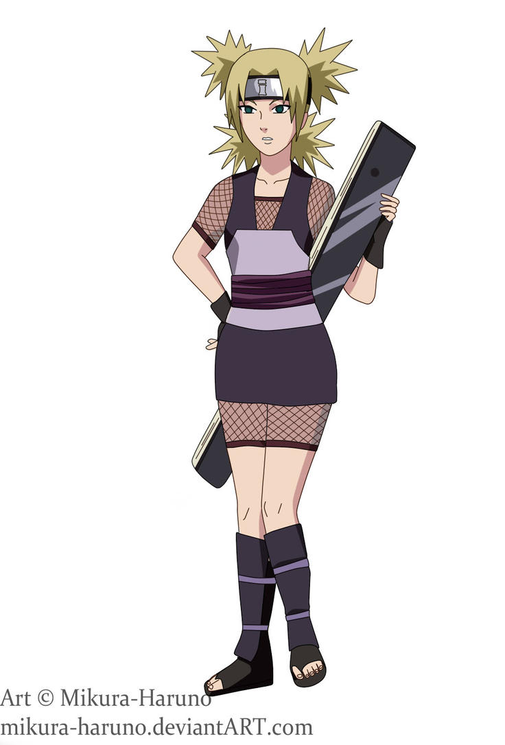 Temari Sandy Girl By Whiterabbit20 On Deviantart