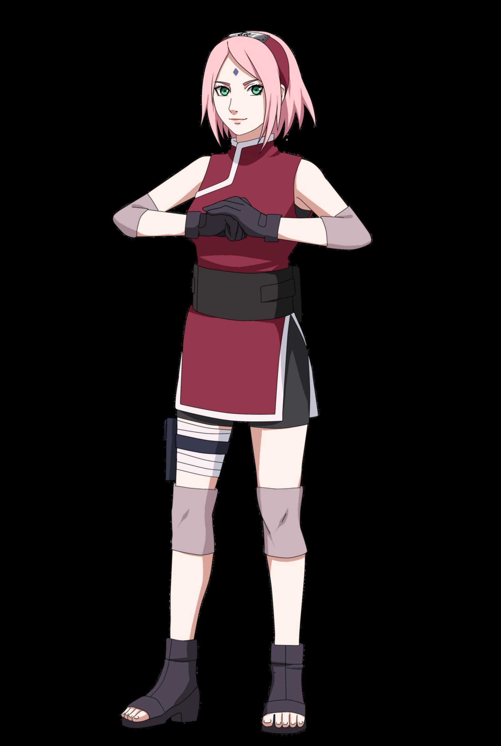 Сакура харуно её сиськи