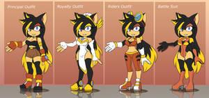 .:Rubi Redesign/Outfits:. by Rubisha