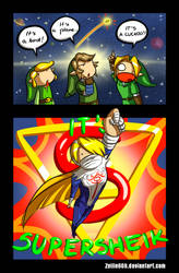Super Smash Bros: What is that? by Zelbunnii