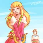 Skyward Sword: love will find a way