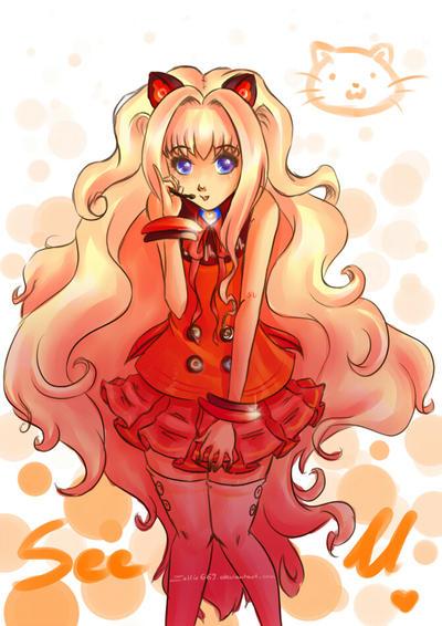 Vocaloid: SeeU 2 by Zelbunnii