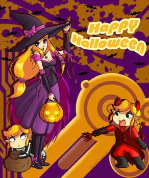 Happy Zelda Halloween