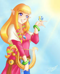 Skyward Sword: Zelda