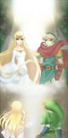 Skyward Sword: Present meets Past