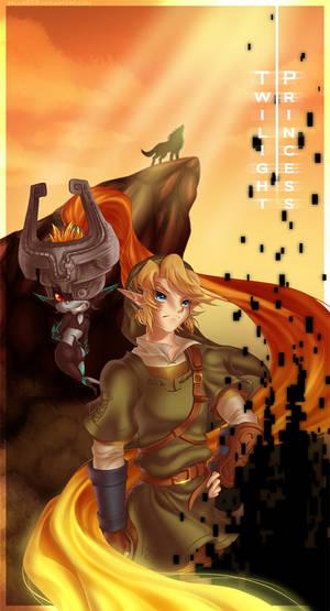 Twilight Princess: Link and Midna