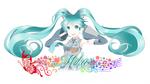 Vocaloid: Hatsune Miku by Zelbunnii