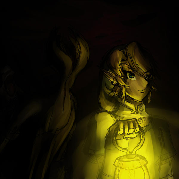 The Legend of Zelda: Link's Amnesia by Zelbunnii