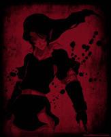 Dark Link by Zelbunnii