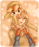 Link and Link: Piggyback