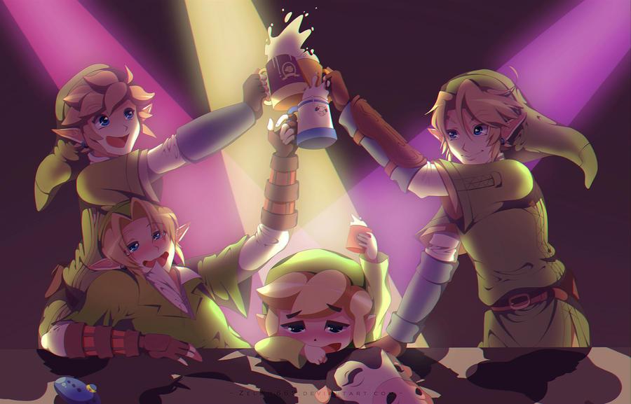 dark link twilight princess wallpaper