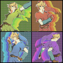 4 Swords adult Links