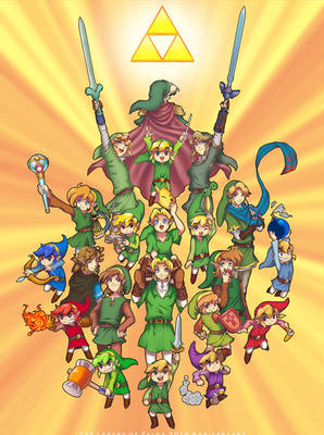 The Legend of Zelda 30th anniversary