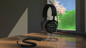 DT 990 Pro with stand