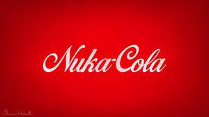 Nuka-Cola Logo Redesign Wallpaper