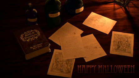 Witches Table
