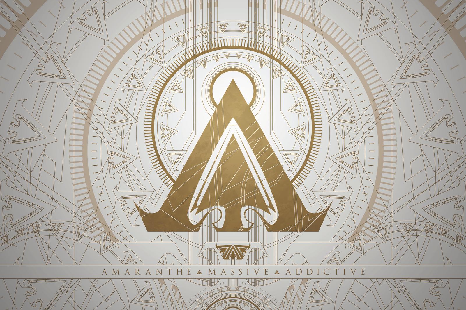 Amaranthe - Massive Addictive Poster by polygonbronson
