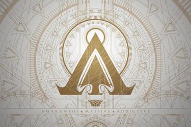 Amaranthe - Massive Addictive Poster