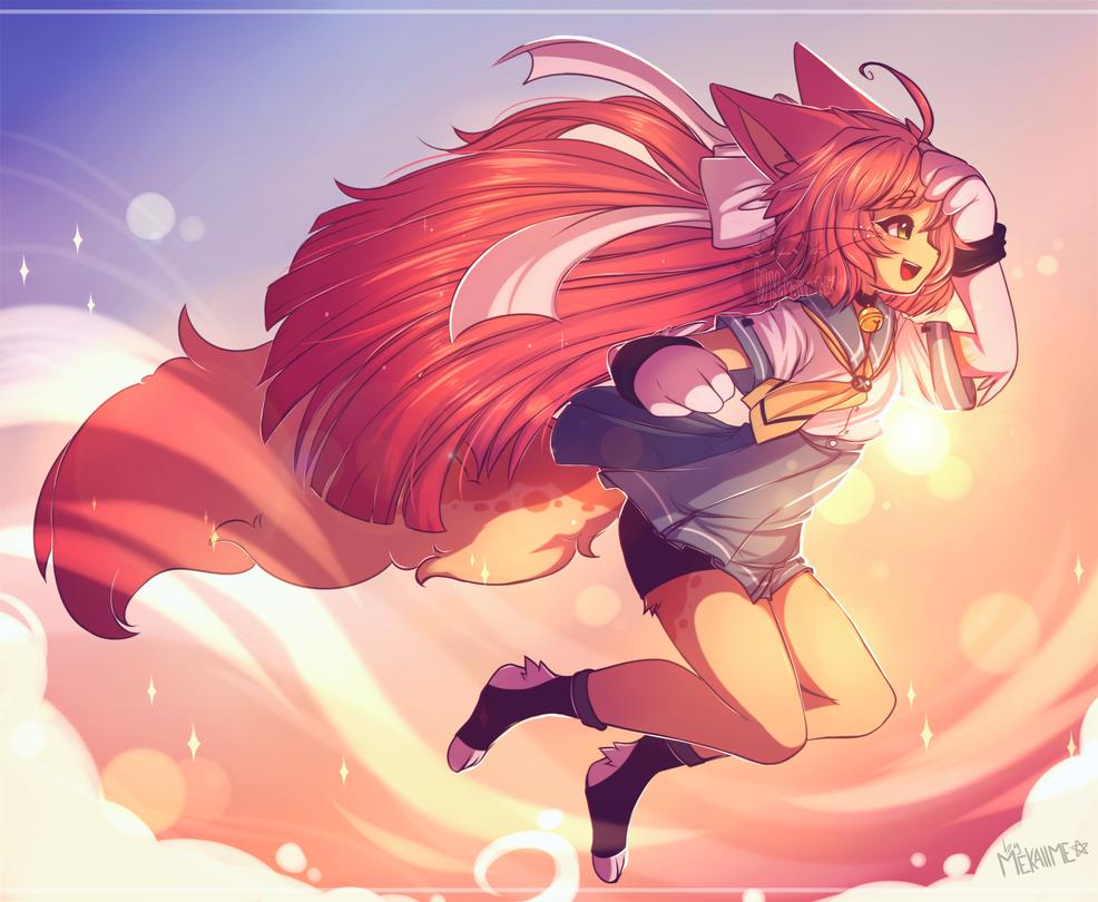 [OC] .: Strong Spirit :. by Mekaiime