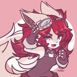 .: Scarlet :. by Mekaiime