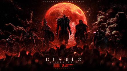 Diablo II Resurrected by EmanVspin