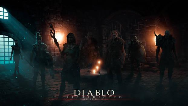 Diablo 2 Resurrected Wallpaper