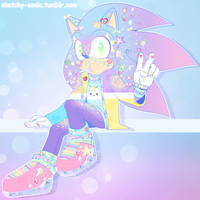 Decora Kei Sonic by Du-O