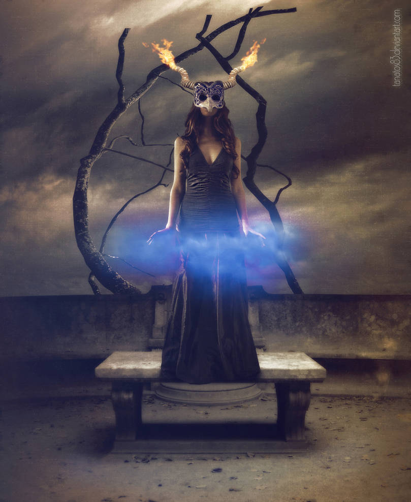 The Haunter Of The Dark by Tanatos83