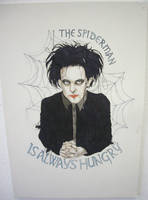 Robert Smith by PsychosisSafari