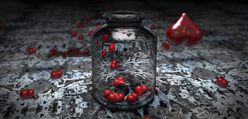 Jar Of Hearts by wasted49