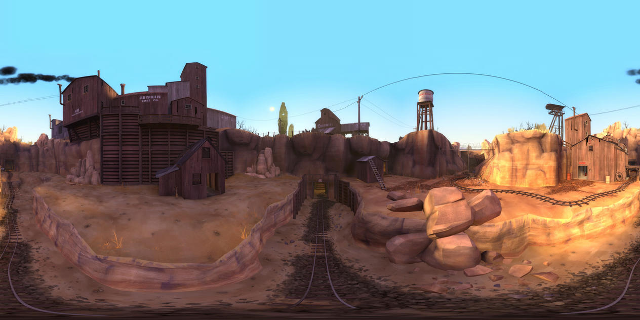 TF2 360 Panorama by wasted49
