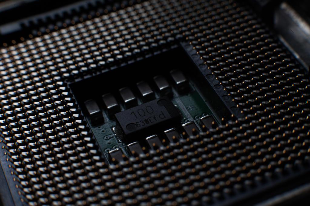 LGA 775 Socket Macro by wasted49
