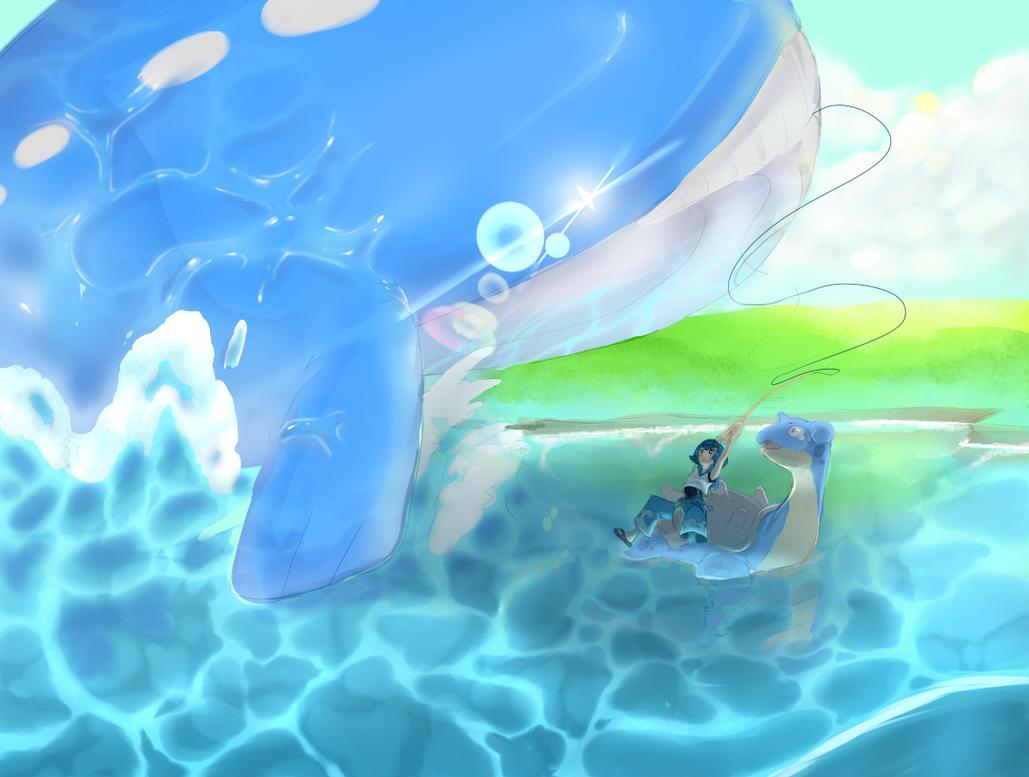 Fishin' by BananaConductor