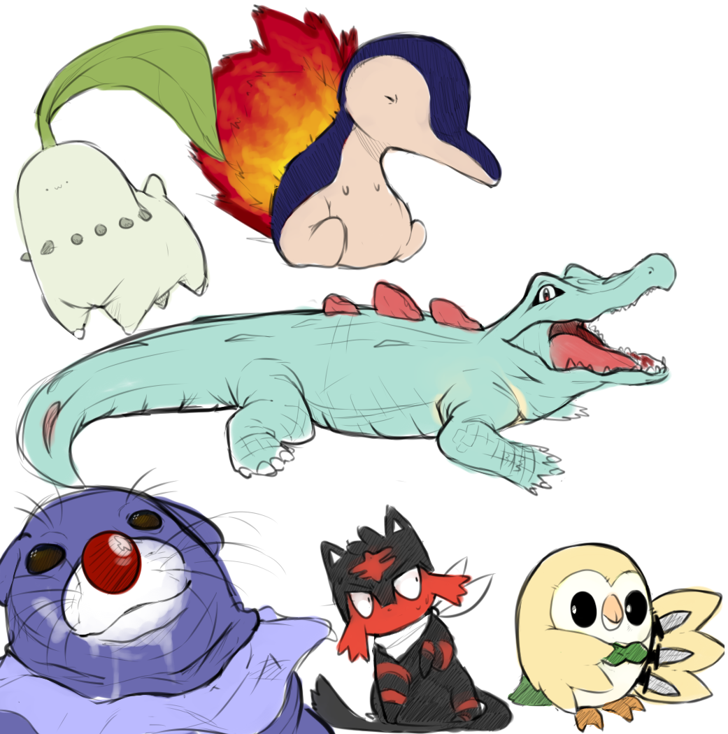 i like pokemon. by BananaConductor