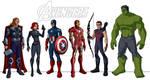 Whedon's Avengers - the animated series