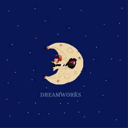 Dreamworks Lunatone by carlos52302