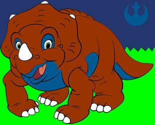 Nado The Triceratops by carlos52302