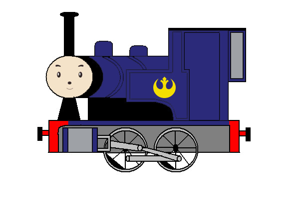 Thomas and Friends Ocs James Pepe by carlos52302