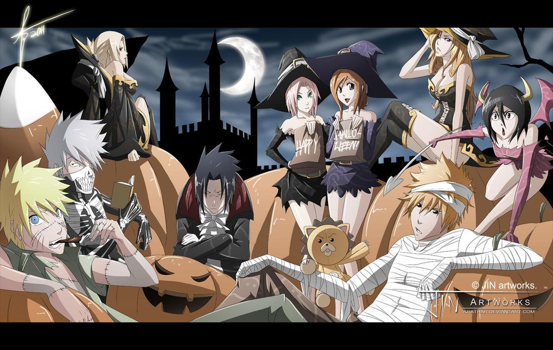 Best Wallpaper Naruto Halloween - ___happy_halloween_2011____by_arathar-d4em95e  Pic_391967.jpg