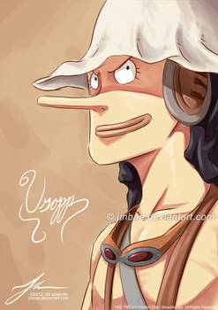 Usopp: Painting