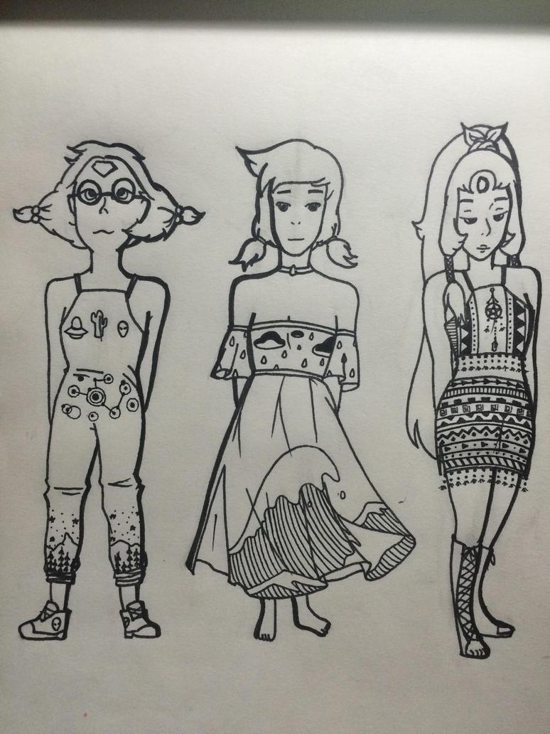 Boho Dresses by icellathegolden