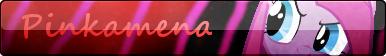 Pinkamena Button by MelodyNomRocket